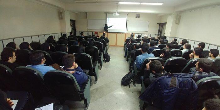برگزاری دورههای آموزشی نرمافزارهای تخصصی برق توسط شاخه دانشجویی IEEE دانشگاه صنعتی نوشیروانی بابل
