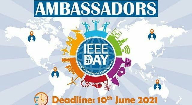 Call for IEEE Section Ambassador