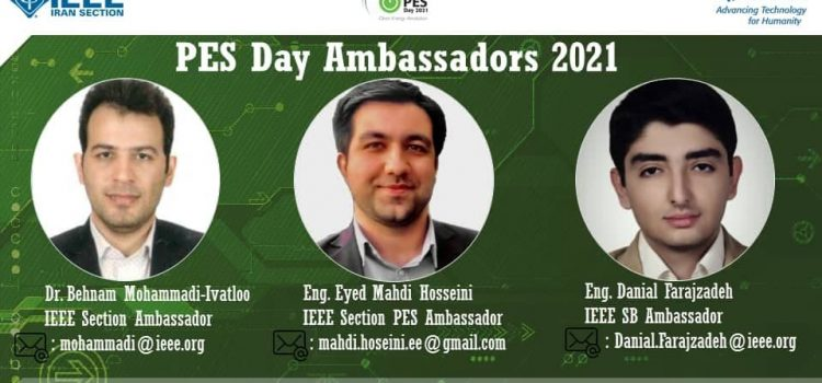 PES Day Ambassadors 2021