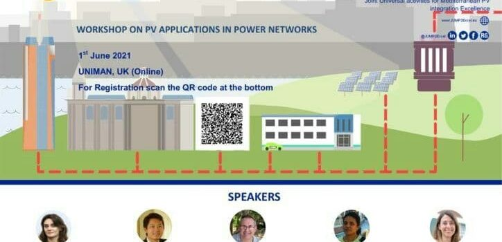 کارگاه مجازی رایگان PV applications in power networks