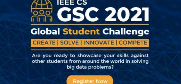 IEEE Computer Society – 2021 Global Student Challenge (IEEE CS GSC 2021)
