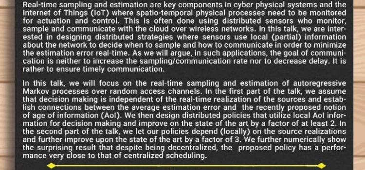 Real-time Sampling and Estimation on Random Access Channels Age of Information and Beyond